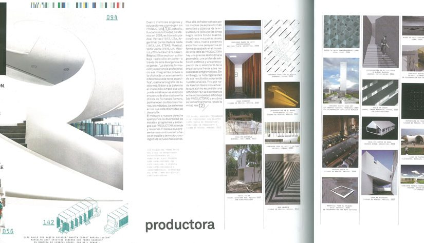 Publications in Argentina: PLOT and SUMMA+