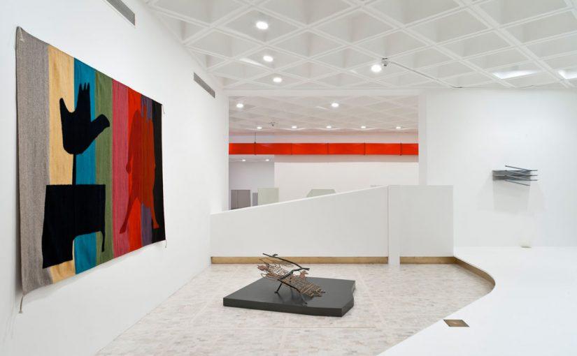 Exhibition Design for Rita McBride, Tamayo Museum, Mexico City